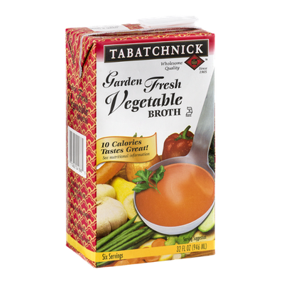 Tabatchnick Garden Fresh Vegetable Broth