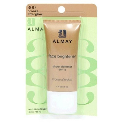 Almay Face Brightener with SPF 15 Bronze Afterglow