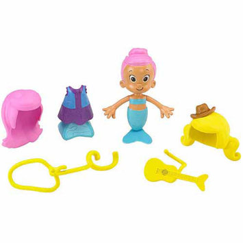 Fisher-Price Nickelodeon Bubble Guppies Snap and Dress Cowgirl Set