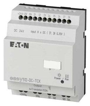 Eaton Moeller EASY819-AC-RC Control Relay, 115/240Vac