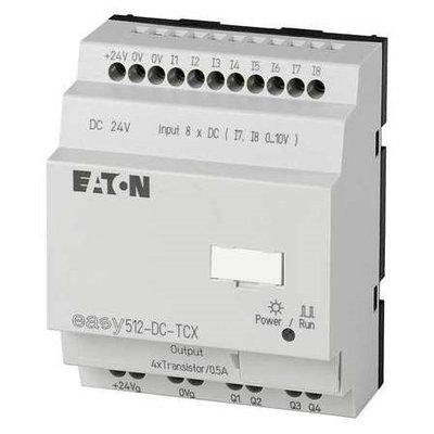 Eaton Moeller EASY512-DC-TCX Control Relay, 24Vdc