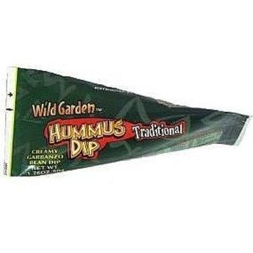 Wild Garden Hummus Dip (In Handy Ready to Eat Packs) 5 x 1.76oz