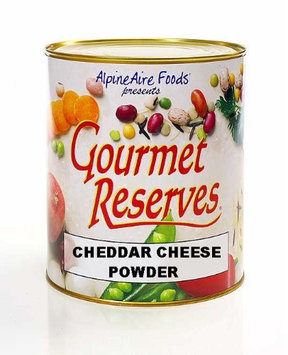 Alpine Aire Foods Cheddar Cheese Powder #10 Can