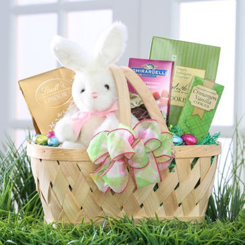 Givens And Company Easter Sweets and Treats Bunny Gift Basket