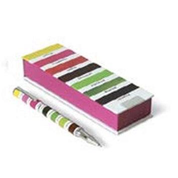 Graphique G-P1033 Designer Pen Koco Striped Pen