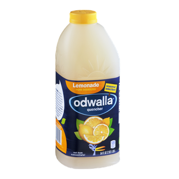 Odwalla® Quencher Lemonade Pure Squeezed