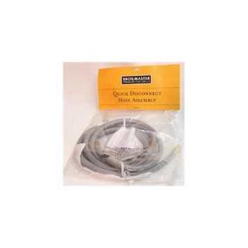 Broil-mate Broilmaster NG12 12 Foot Natural Gas Hose and Quick Connect