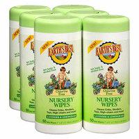 Earth's Best Nursery Wipes 6 Pack