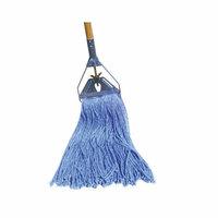 UNISAN Cotton / Synthetic Fiber Cut-End Mop Head
