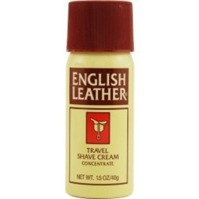 English Leather Travel Size Shaving Cream 1.5 oz.