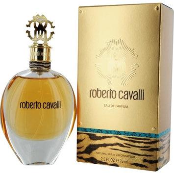 Roberto Cavalli Ladies Round Frame Metal Sunglasses