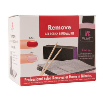 Red Carpet Manicure Gel Polish Removal Kit