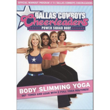 Mtv Movie Awards Dallas Cowboys Cheerleaders: Power Squad Bod! - Body Slimming Yoga