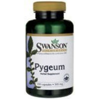 Swanson Premium Pygeum 500 mg 100 Caps