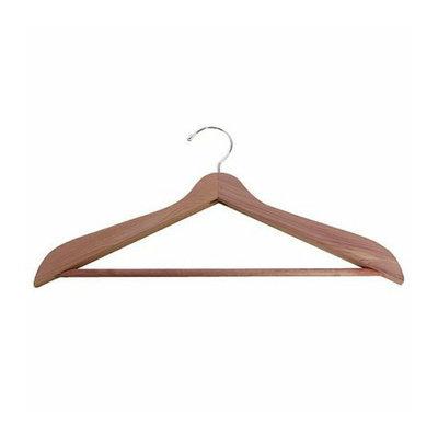 CedarAmerica Cedar Suit Hangers 8 pk.