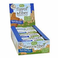 Gnu Foods Peanut Butter Flavor & Fiber Bars