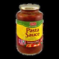 Giant Chunky Garden Style Tomatoes & Basil Pasta Sauce
