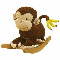 Charm Company Bananas Monkey Rocker Ages 2+, 1 ea