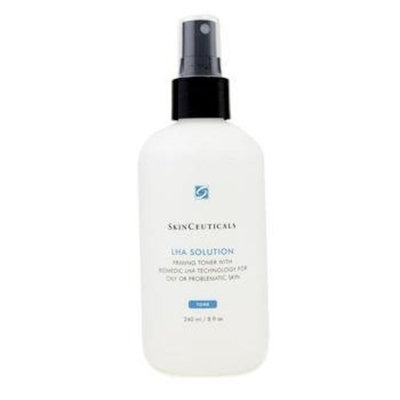 Skinceuticals LHA Solution Priming Skin Toner for Oily Skin, 8.0 Fluid Ounce