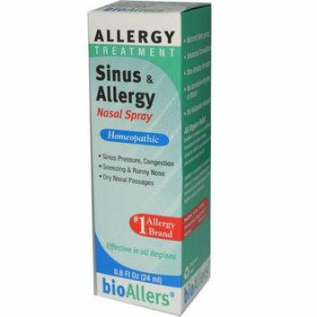 Bio-Allers Sinus and Allergy Relief Nasal Spray 0.8 fl oz