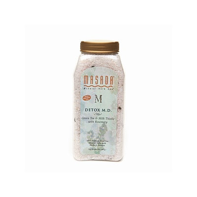 Masada Triple Therapy Mineral Herb Spa