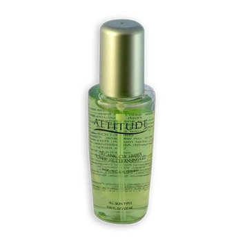 Attitude Line Organic Cleanser and Toner (cucumber), 6-Ounce