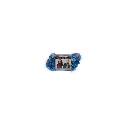 Dummy Knit Or Knot Yarn-Turquoise Glitter
