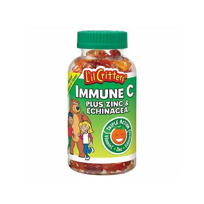 L'il Critters Immune C Plus Zinc and Echinacea