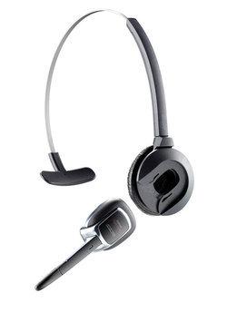 Jabra Supreme Driver's Edition Bluetooth Headset Black