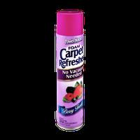 PowerHouse Foam No Vacuum Berry Fresh Carpet Refresher