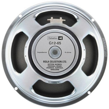 Celestion G12-65 Heritage 65 Watt Guitar Speaker 8 Ohm