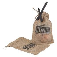 Hortense B. Hewitt Hitched Burlap Favor Bags