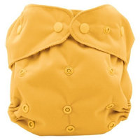 Kissaluvs Kissa's One Size All-In-One Diaper, Chocolate