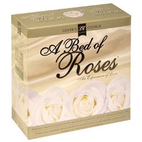 Lovers Choice Lover's Choice A Bed of Roses, White, 1 kit