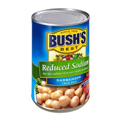 Bush's Reduced Sodium Garbanzos