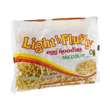 Light 'n Fluffy Enriched Egg Noodles Medium