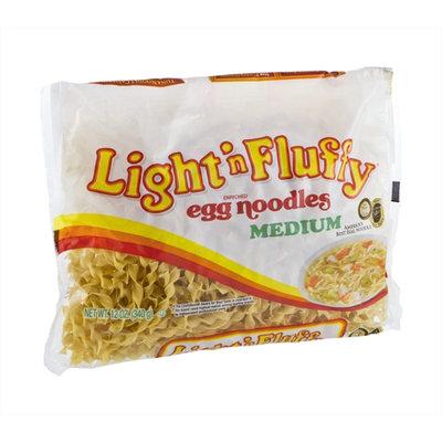 Light 'n Fluffy Enriched Egg Noodles Medium