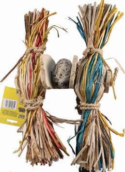 A & E Cage HB46711 Java Wood Minties Bird Toys - Medium