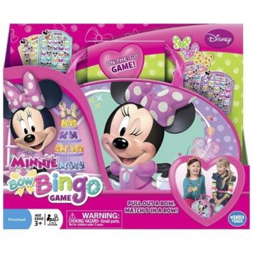 Disney Minnie Mouse Bow-tique Bingo Game