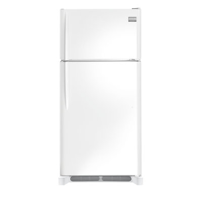 Frigidaire Gallery 18 cu. ft. Top Freezer Refrigerator - White