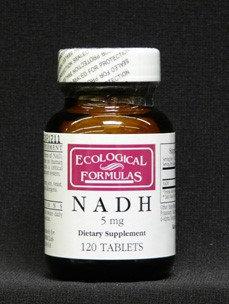 Ecological Formula NADH 5 mg 120 tabs