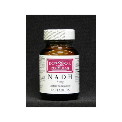 Ecological Formula NADH 5 mg 120 tabs