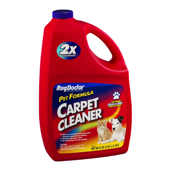 Rug Doctor Pet Formula Carpet Cleaner