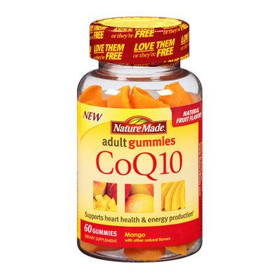 Nature Made CoQ10 Adult Mango Gummies