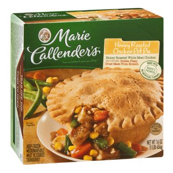 Marie Callender's Pot Pie Honey Roasted Chicken