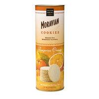 Salem Baking Company Moravian Tangerine Orange Cookies, 4.75-Ounce Tubes (Pack of 2)