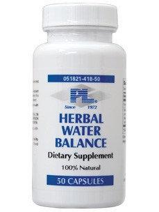 Progressive Labs Herbal Water Balance(Formally Herbal Diuretic) 50c