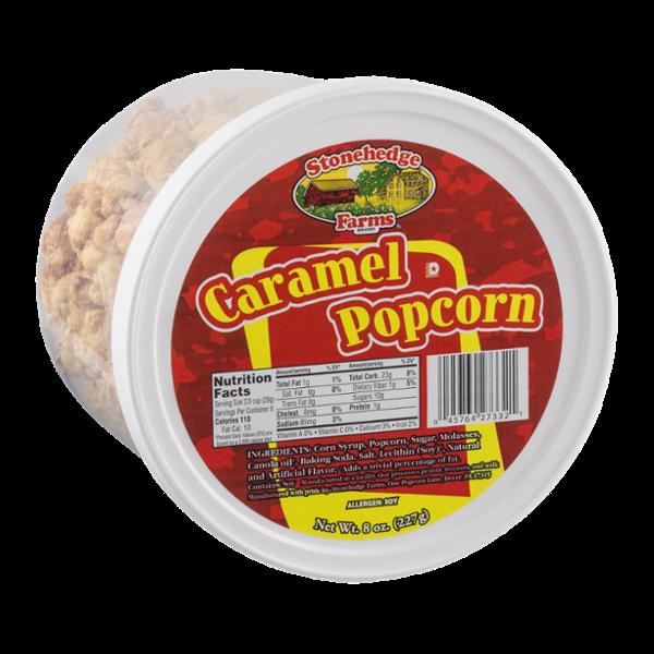 Stonehedge Farms Caramel Popcorn