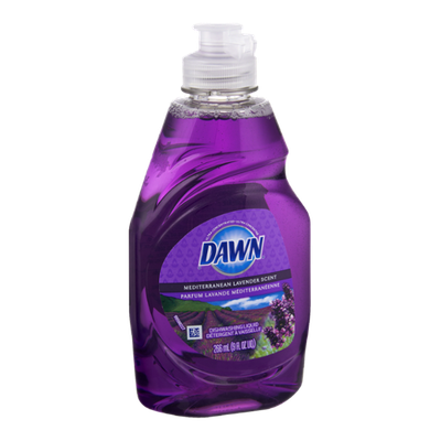 Dawn Mediterranean Lavender Scent Dishwashing Liquid
