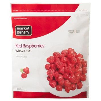 market pantry MP FRUIT 40OZ LG BAG RED RASP